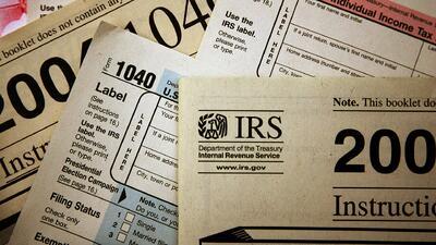 Piratas roban información del IRS