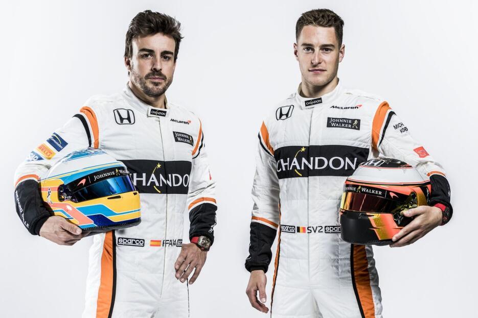 Este es el nuevo MCL-32 de McLaren en la Fórmula 1