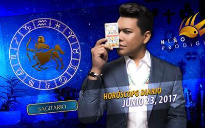 Niño Prodigio - Sagitario 23 de junio 2017