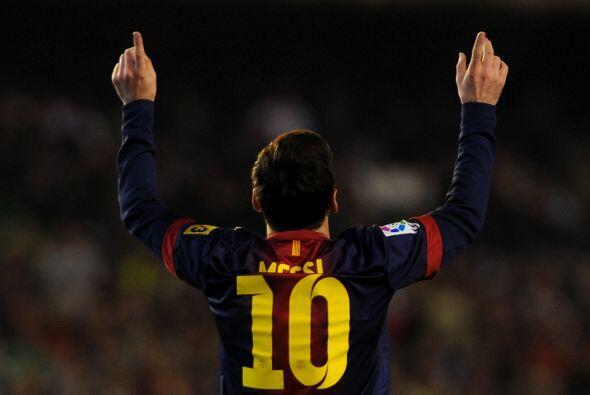 Messi conseguía lo que todo el mundo del fútbol esperaba a ver si llegar...