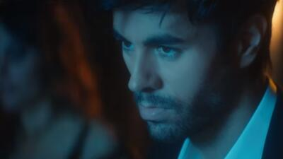 Enrique Iglesias stars in his music video for his single, 'El Bañ...