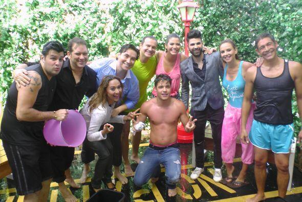 En el mes de agosto, William junto con todo el equipo de Despierta Améri...