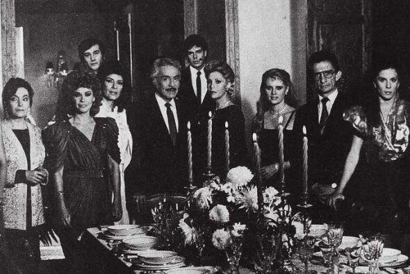 """El Maleficio"", telenovela que hizo historia por mostrar por primera vez..."