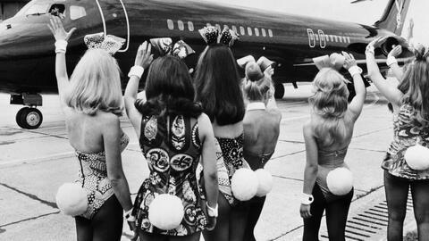 Adiós a los desnudos en Playboy