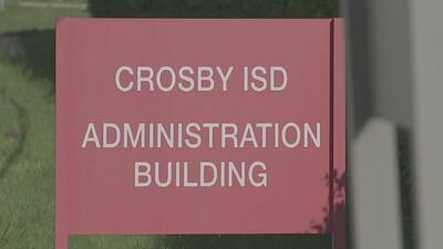 Distrito Escolar de Crosby anuncia el despido de 95 de sus empleados