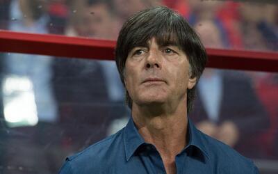 """Joachim Löw: """"México impone una gran dinámica de juego, nos espera un pa..."""