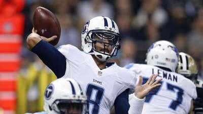 Titans 34-28 Saints (TE): Mariota consumó con 4 TDs la mayor sorpresa de...
