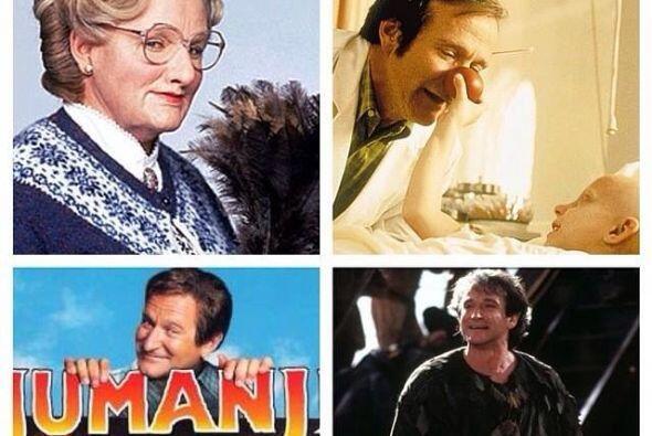 Estos son algunas de las películas que este grán actor a hecho! Cual es...