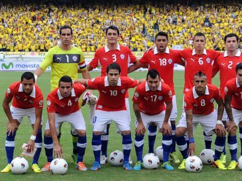 Chile puede ser una roca en el camino para España y Holanda.