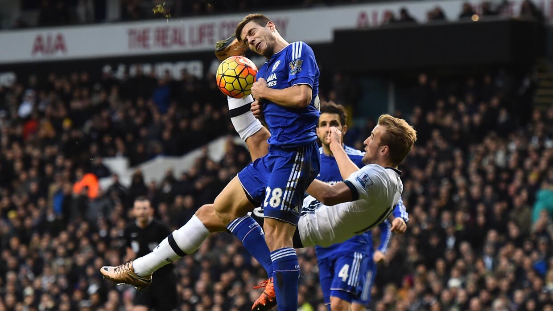 Chelsea y Tottenham empataron sin goles