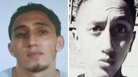 Hermanos Driss y Moussa Oukabir, implicados en los atentados terroristas...