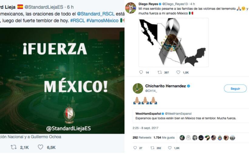 Agenda: Así se jugará la jornada en Europa para los mexicanos TwitterTem...