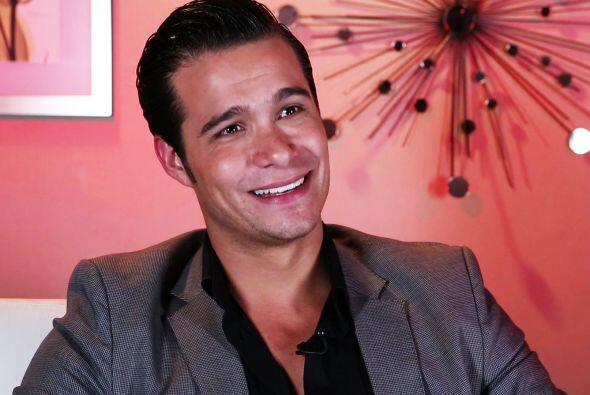 El hijo del gran actor, Arturo Peniche, heredó el talento y ya lo presum...