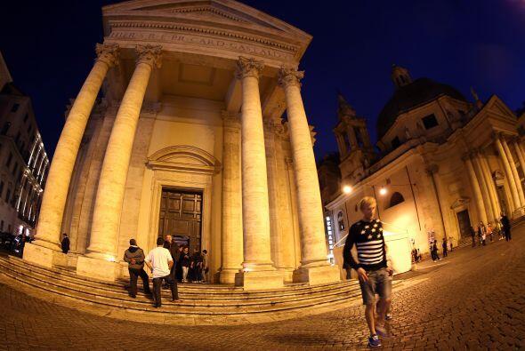 San Marco al Campidoglio, para lengua inglesa.