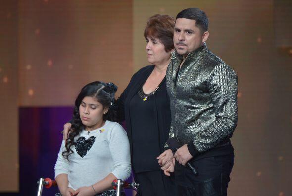 Cuando la hermana de Larry Hernández se negó a abortar un embarazo con c...