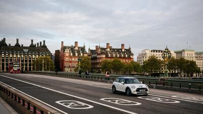 Conoce el auto diseñado en honor a la boda del príncipe Harry y Meghan Markle