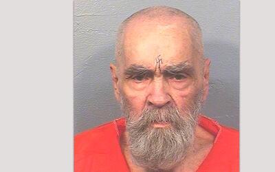 Charles Manson está en prisión desde hace 40 años....