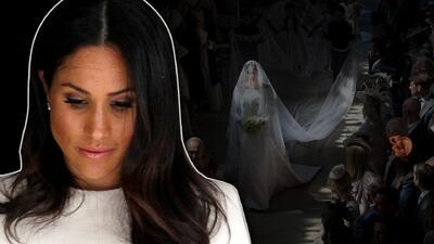 Meghan Markle lloró cuando su papá le dijo que no podía ir a su boda con el príncipe Harry