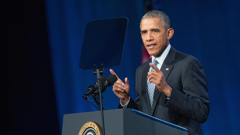 El presidente Obama anunciará medida en favor de expresidiarios
