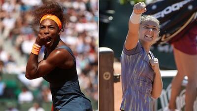 Serena Williams se enfrentará a Sara Errani por el boleto a la final en...