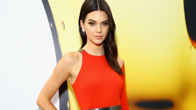 Kendall Jenner aún tiene papá