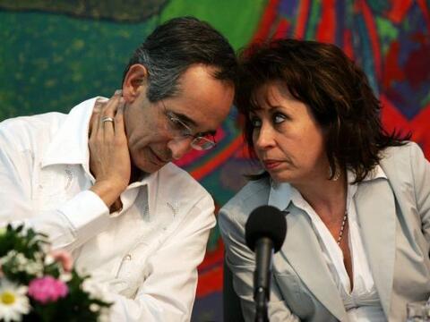El presidente de Guatemala, Álvaro Colom, afirmó que la de...