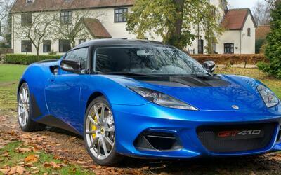 lotus evora GT10 sport