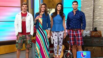 Las últimas tendencias de moda para este verano