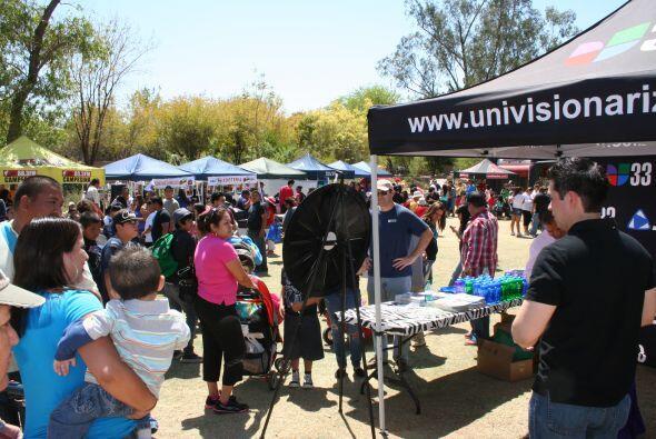 Univision Arizona celebró el Día de los Niños a lo...