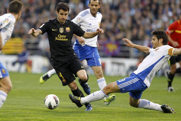 Fábregas jugó un gran partido.