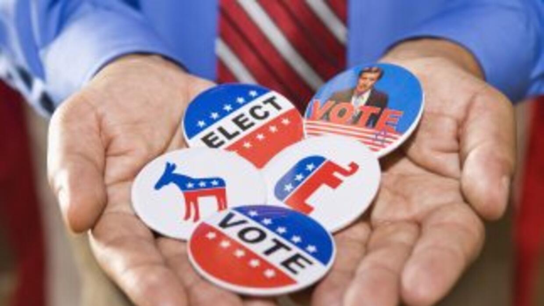 La primera jornada electoral del año en EEUU se celebra hoy en Texas co...