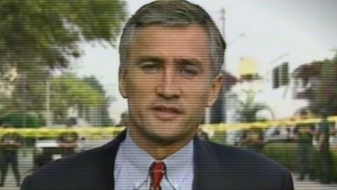 Los mejores momentos de los 30 años de carrera periodística de Jorge Ram...