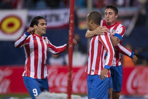 Por si fuera poco, marcó un gol en la victoria de los madrileños sobre e...