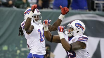 Highlights Semana 8: Buffalo Bills vs. New York Jets‎