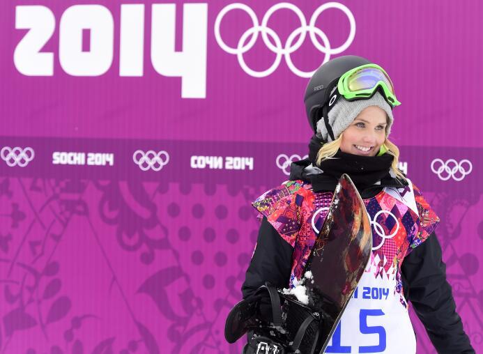 En fotos: Silje Norendal, la reina del snowboarding GettyImages-46802471...