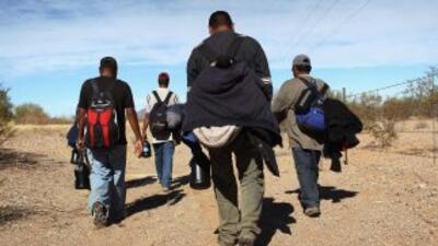 Va a iniciar un programa entre México-Estados Unidos para atender, en ma...