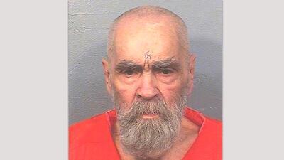 Charles Manson estuvo en prisión desde hace 40 años. Foto...