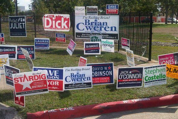 Otro punto interesante de estas elecciones es la cantidad de hispanos ca...