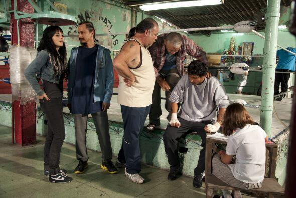 Jesús Ochoa es, ni más ni menos, otro de los grandes actores que integra...
