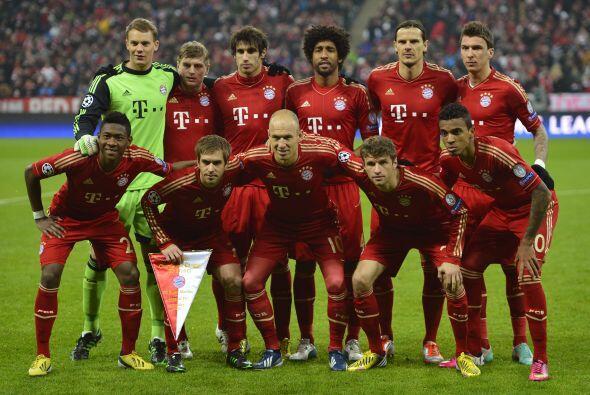 Sólo quedaban dos boletos a cuartos de final de la Champions League y el...