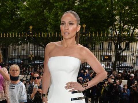 Recientemente Jennifer Lopez viajó a Europa para estar en uno de...