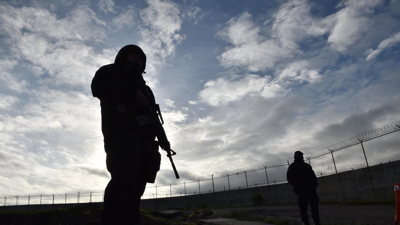 Policía en México. (Imagen de Archivo).