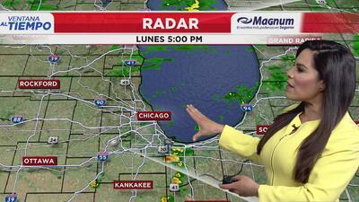Ventana al Tiempo: ¿Continuarán las fuertes lluvias este martes en Chicago?