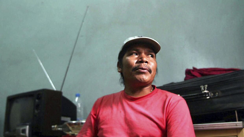 Isidro Baldenegro, un indígena galardonado con el Premio Goldman 2005 p...