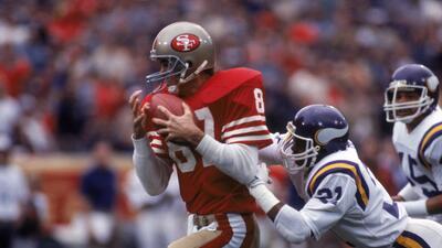 Fallece Dwight Clark, ídolo de los San Francisco 49ers