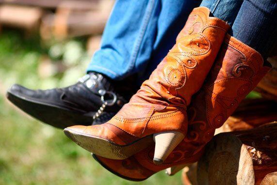 El clásico Western. Tampoco es necesario ser un vaquero para llevar este...