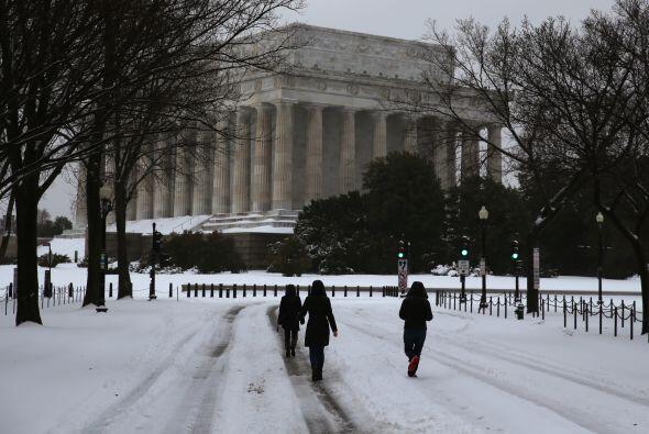 Las oficinas del gobierno federal de Estados Unidos están cerrada...