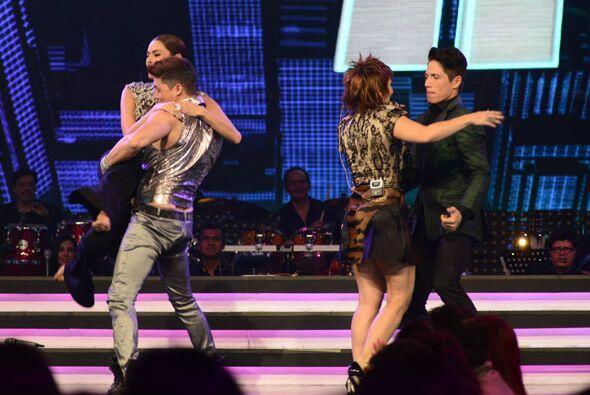 ¿Quién bailó mejor, Gali o Ale?
