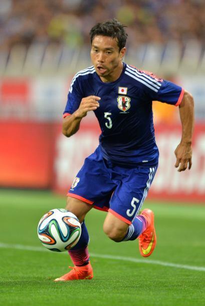 Yuto Nagatomo. Posición: Defensa. Fecha de nacimiento: 12 de septiembre...