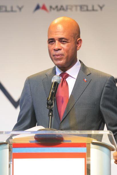 Michel Martelly es el nuevo presidente de Haití. Los resultados preelimi...
